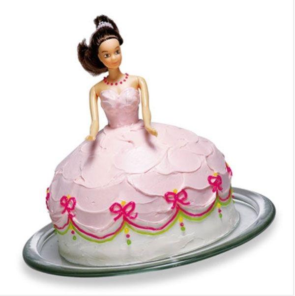 tartas de cumpleaos cmo hacer una tarta original para una fiesta infantil de princesas