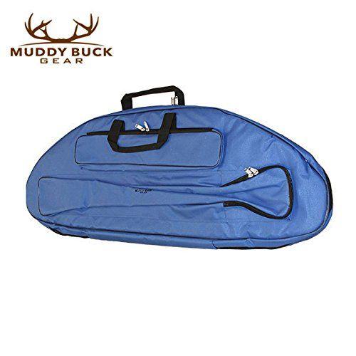 Muddy Buck Gear Compact Compound Bow Case Blue #deals
