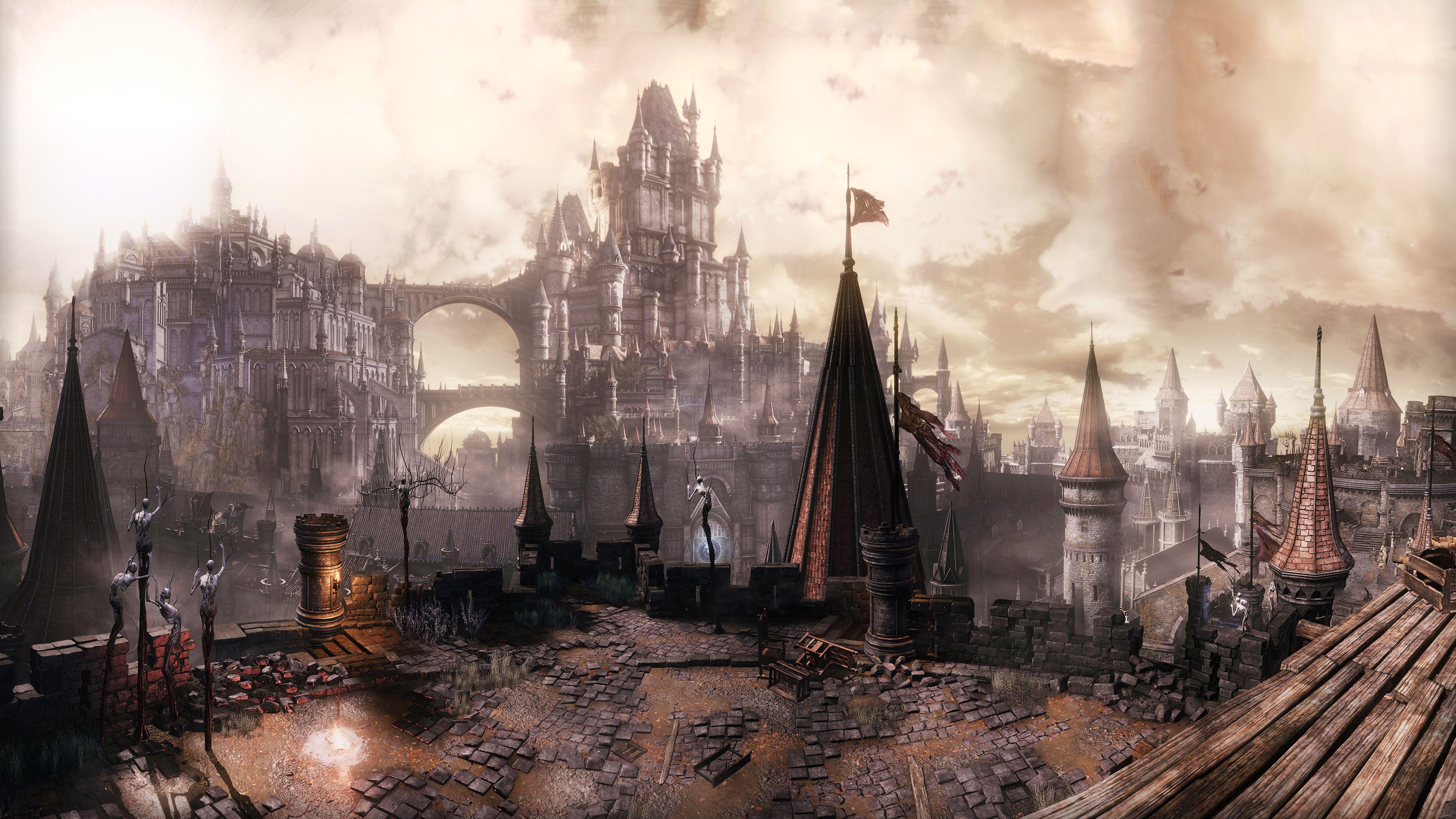 Dark Souls Iii 4k Wallpaper High Resolution Part 4 Gaming Games Gamer Videogames Videogame Ani Dark Souls Wallpaper Dark Souls Dark Souls Locations