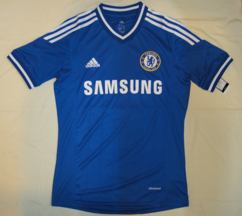 wholesale dealer bdc4f 1824f 13/14 Chelsea home jersey Thailand quality and wholesale ...