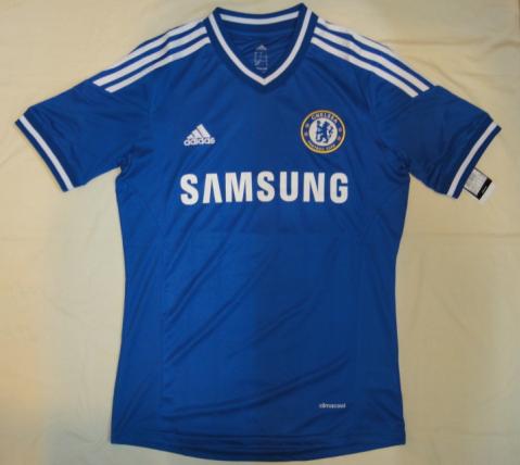 wholesale dealer 0d876 769de 13/14 Chelsea home jersey Thailand quality and wholesale ...