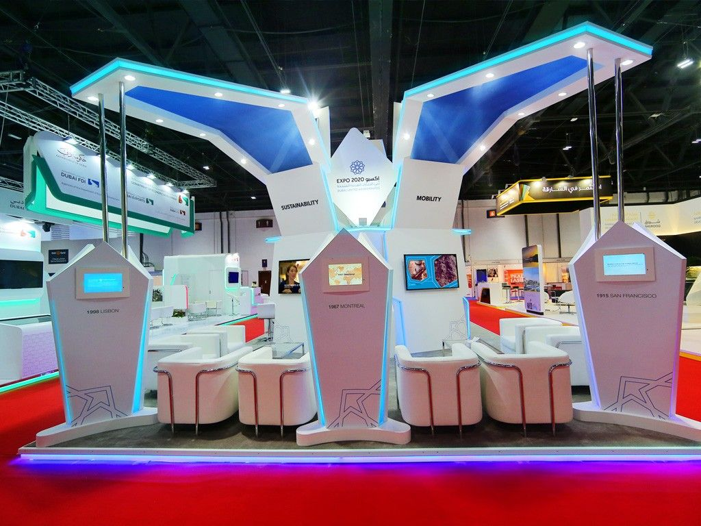 Marketing Exhibition Stand Goals : Expo how design combined with experiential
