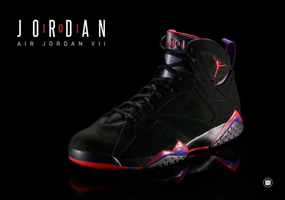 Air Jordan 7 Retro Marvin The Martian Release Reminder