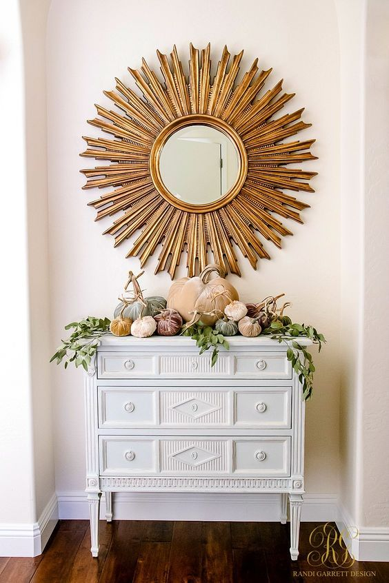 Do it yourself projects and craft ideas you can easily complete no fresh ideas for fall home tour elegant fall decor randi garrett design find this pin and more on diy solutioingenieria Image collections