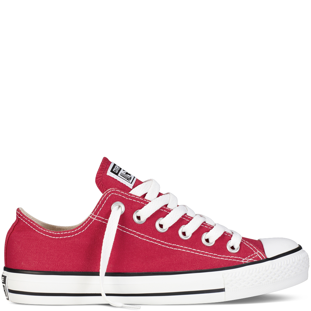 Chuck Taylor All Star Classic Colors Red red
