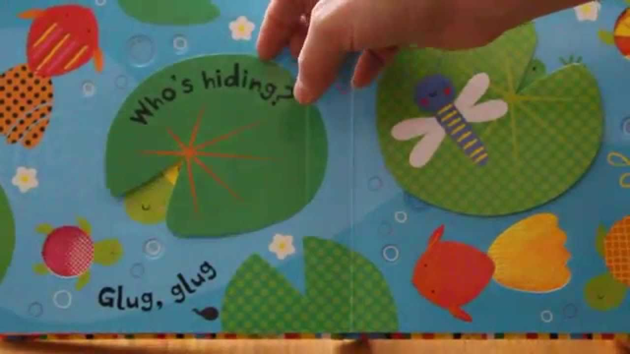 Baby's Very First Touchy-Feely Lift the Flap Play Book