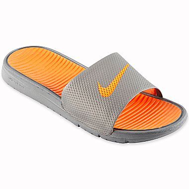 8533185d048a Nike® Benassi Solarsoft Mens Slide Sandals - jcpenney