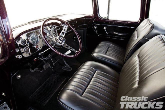 Crain Buick Gmc >> 1955 Gmc 100 Truck Interior   GMC   GMC Trucks, Gmc pickup ...