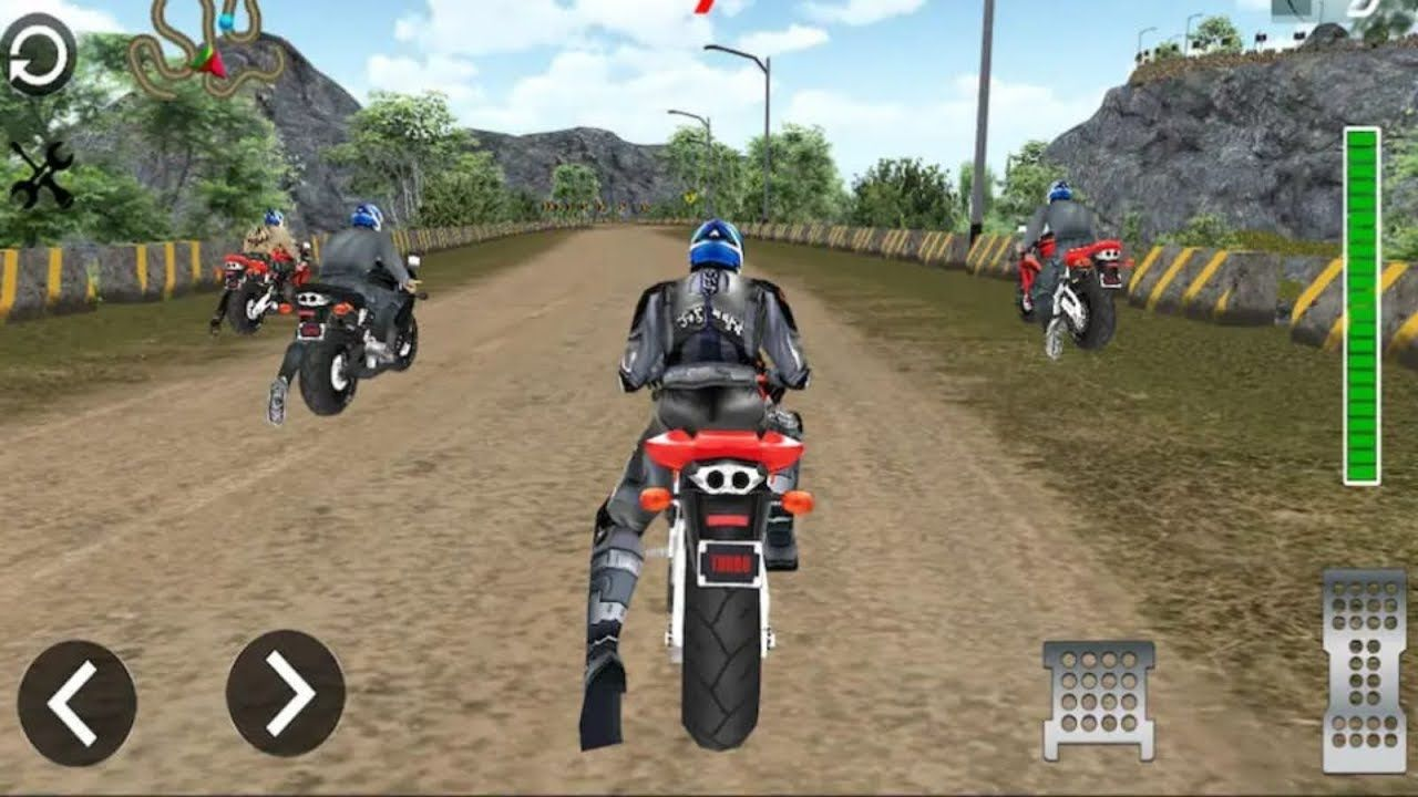 Fast Motor Bike Rider 3d Free Games Download Kids Games To Play