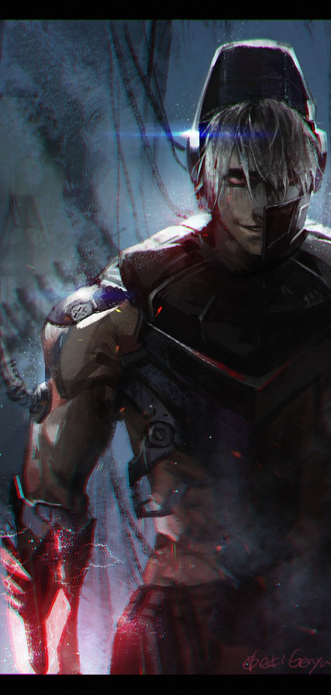 Project Zed Fanart By Orekigenya Lol League Of Legends League Of Legends Game League Of Legends Heroes