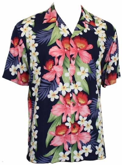 Two Palms Mens Sonic Orchid Shirt