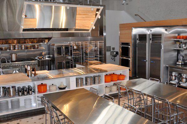 Where To Take A Food Class Sf Cooking School Escuela De Cocina Cocina Industrial Decoracion De Cocina