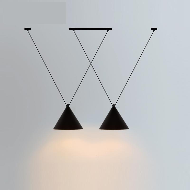 Bar Antieke Kegel Lamp Lamparas Voor Eetkamer Nieuwigheid