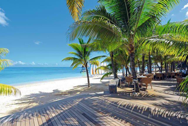 Le Trou aux biches, hôtel de lux en couple et en famille avec ses villas avec piscine privée.