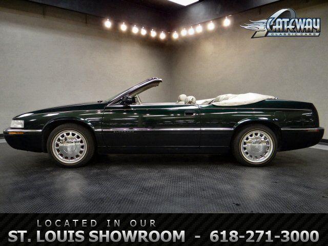 1995 Cadillac Eldorado Convertible Stock 5730 Stl