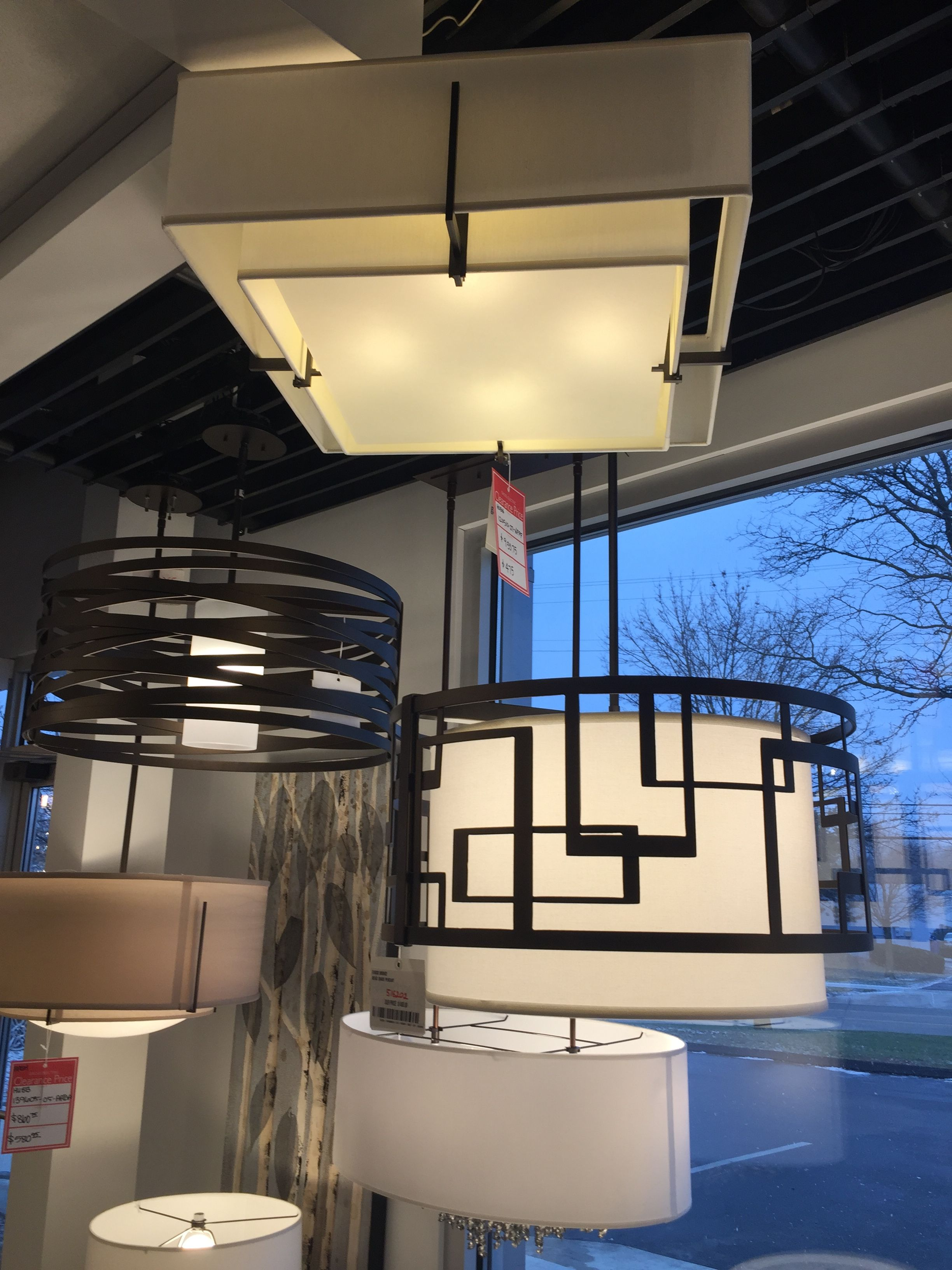 Geometric shapes another hot lighting trend see more lighting fixtures in our showroom