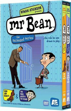 Love it!  lol Mr Bean: Animated Series - Grin & Bean & Ends