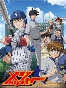 Major Season 6 Sub Indo : major, season, Major, (2007), Anime, English, Anime,, Sports