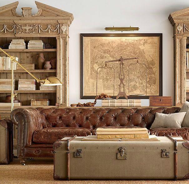 Decorar con ba les estilo y almacenaje para tu hogar for Sofa exterior con almacenaje