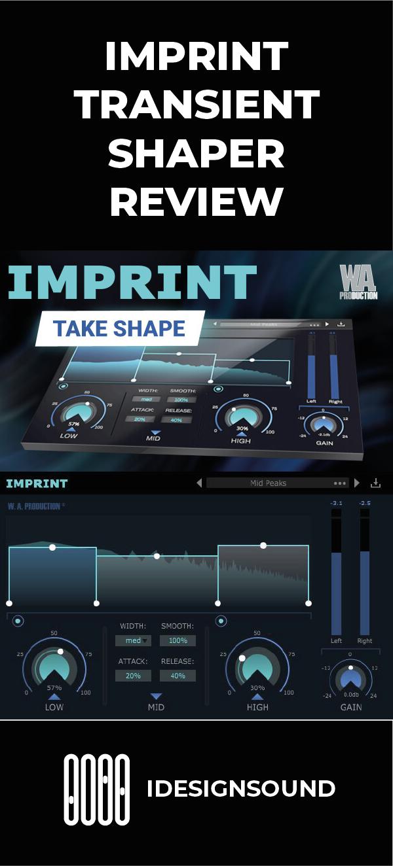 Imprint Transient Shaper Review Imprinting Reviews Shaper