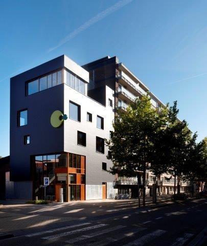 Architectura - Een blik op het passieve welzijnskantoor van het OCMW in Leuven *Foto: Toon Grobet