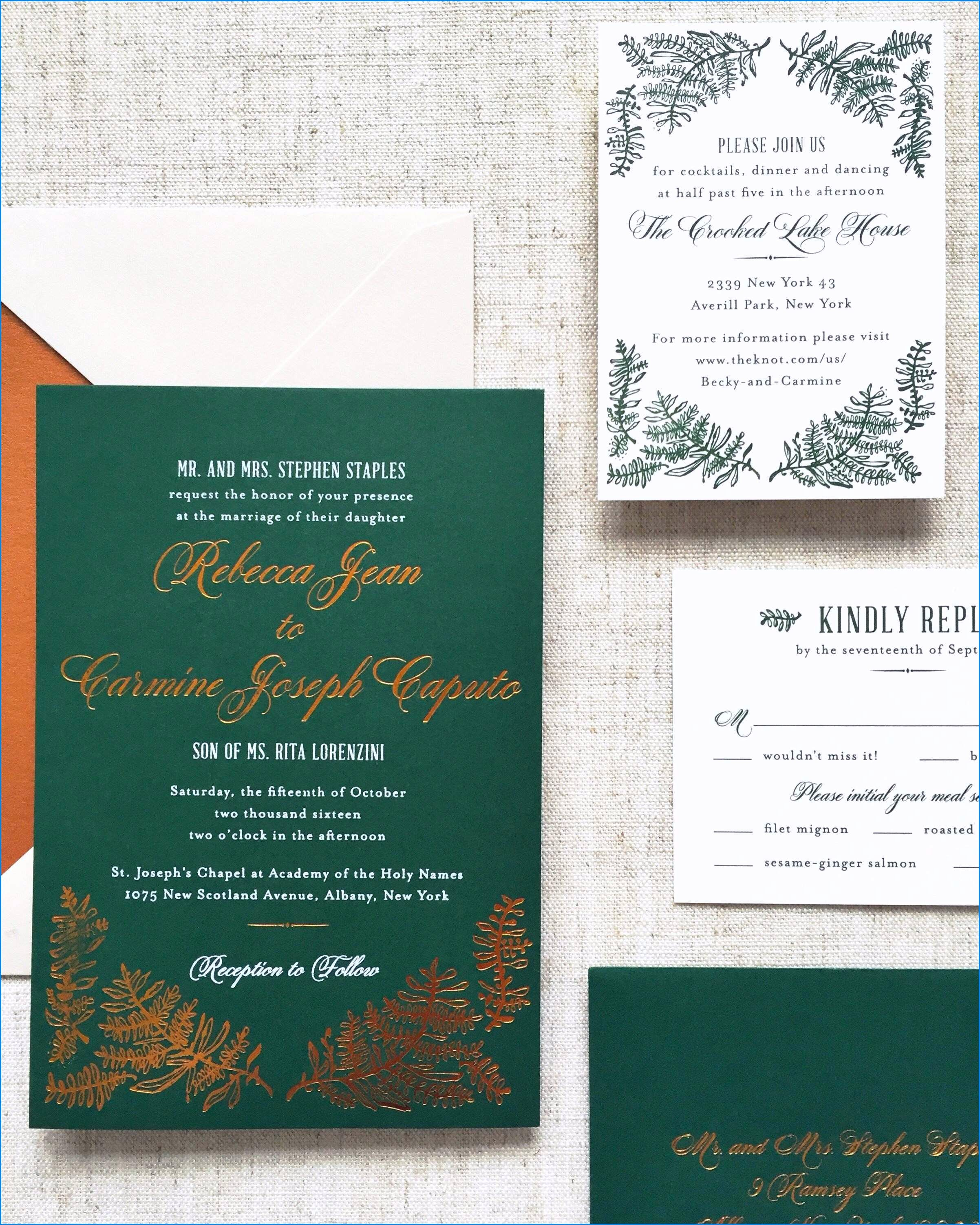 Unique Staples Invitations Sarokapro Design Staples Wedding Invitations Green Wedding Invitations Wedding Invitations