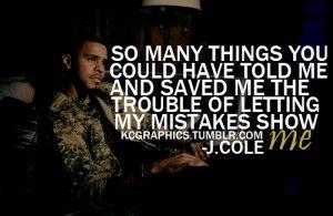 J Cole Quotes Quotesgram