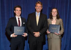 U.S. Senate Youth $5000 scholarship for HS juniors and seniors