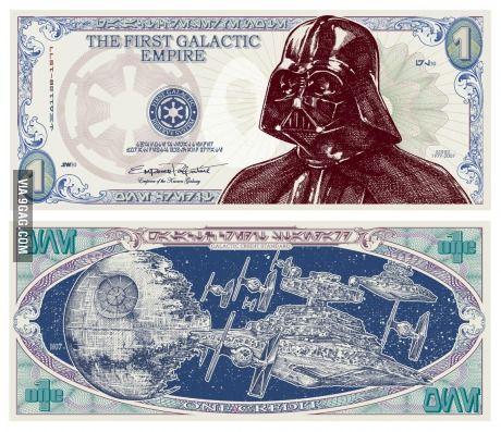 Star Bucks: Galactic Currency