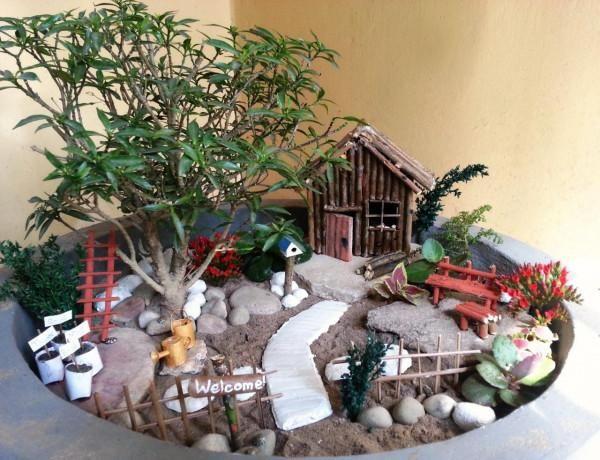 Diy Mini Garten Zubehor Mini Garten Diy Feengarten Miniaturgarten