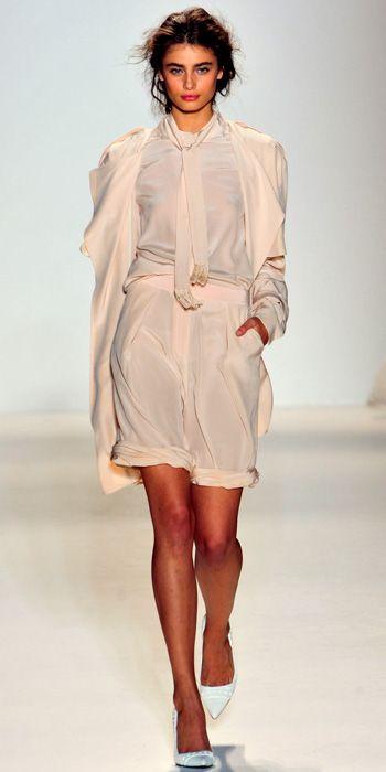 Rachel Zoe - Rachel Zoe from #InStyle Fashion Week Spring 2014-15