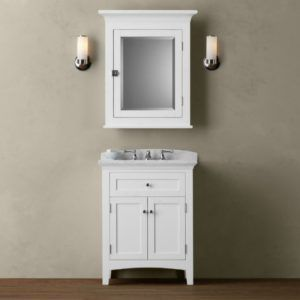 Narrow Bathroom Vanities Small Bathrooms