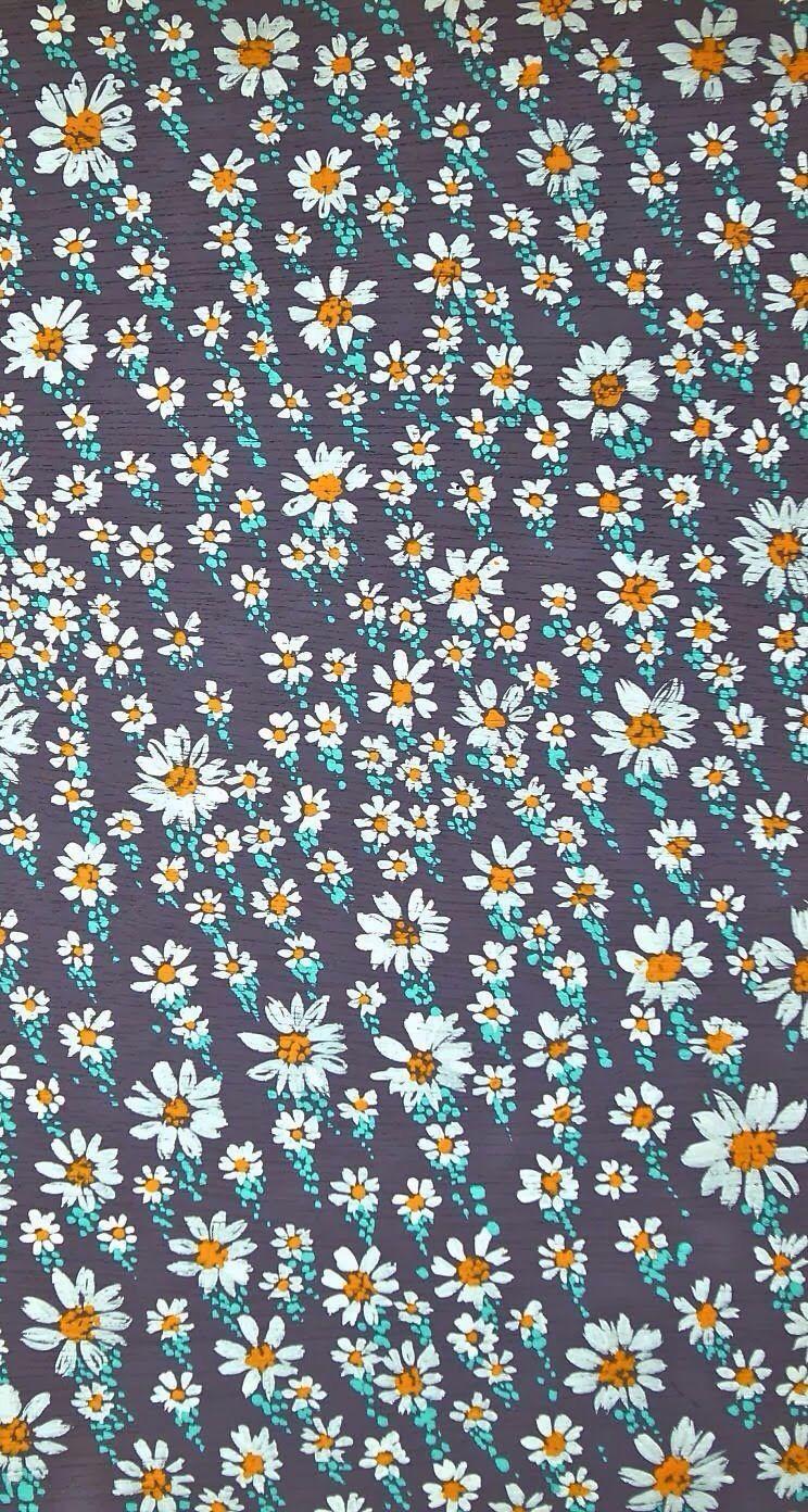 foto de Flower power Iphone Wallpaper   Pattern wallpaper, Iphone ...