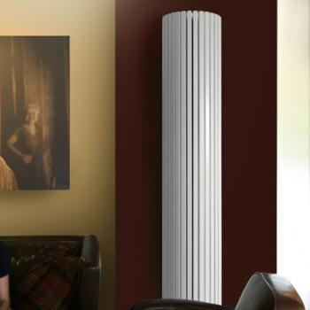 Vasco Carré CR-O Halbrund Heizkörper höhe 1800 mm, 1528 Watt - design heizung wohnzimmer