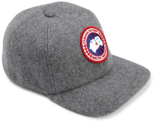 2e8d36b50 Canada Goose Men's Merino Ball Cap $54.95 | In My Wardrobe | Canada ...