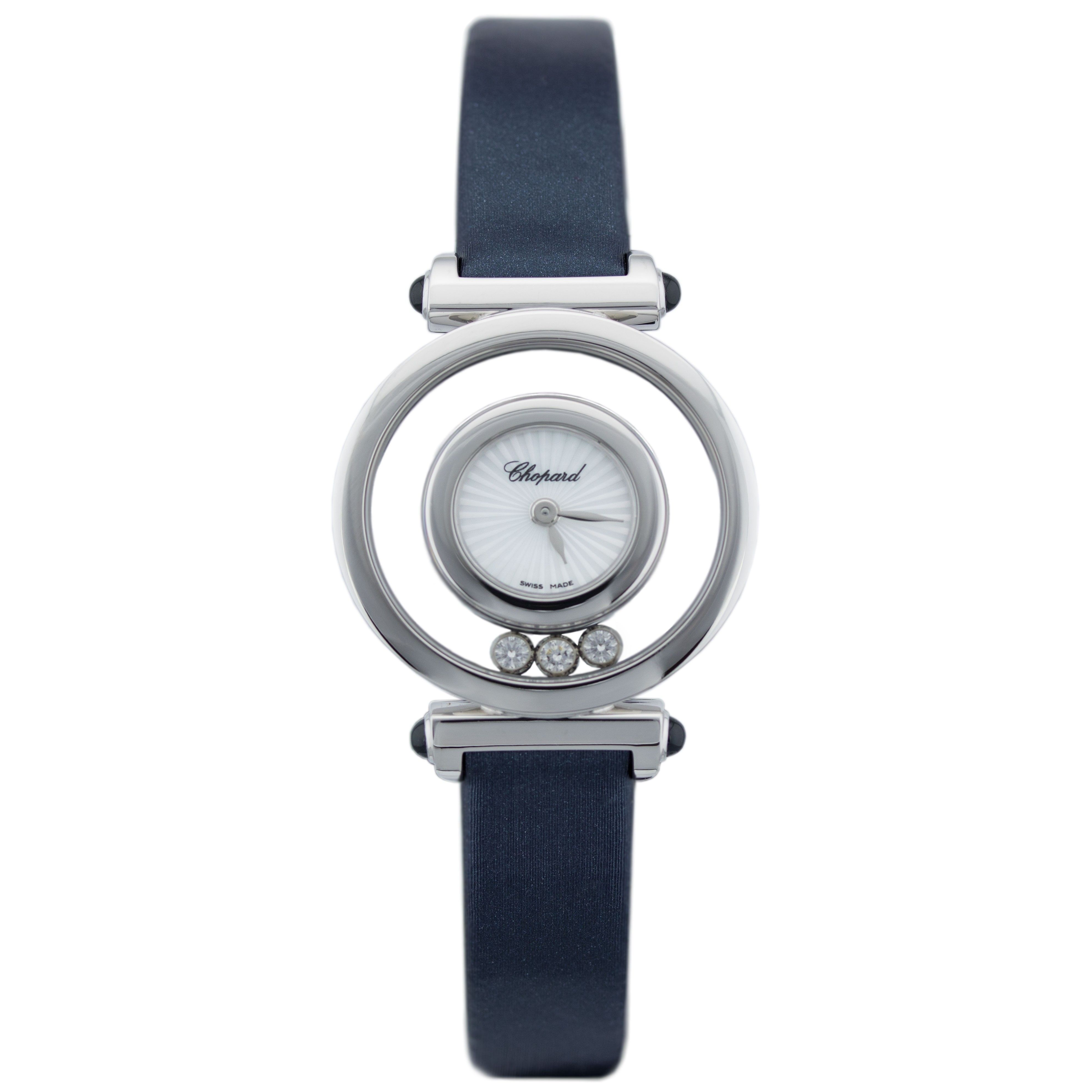 9f2cfba60f3a Chopard Happy Diamonds Icons Watch 204780-1201 Regular Price  €6
