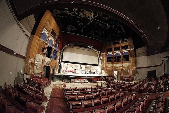 The State Theatre in Stoughton is in need of $10,000 before Friday to receive a matching restoration grant for $30,000.