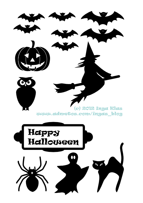 Free Halloween printables anybody? Check this out - and Happy ...