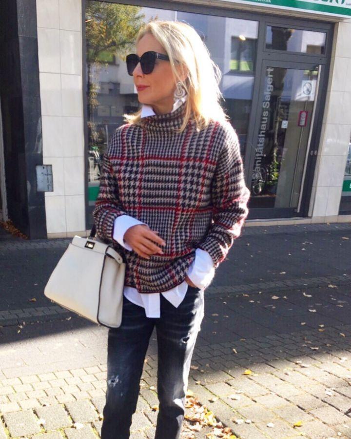 Verliebt in weiße Blusen | Stilexperte für Styling und Anti-Aging 45+