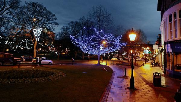 North Yorkshire Lights By Dwight Pinkley North Yorkshire Harrogate Yorkshire