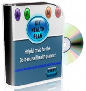 DIY Health Plan Trivia Game
