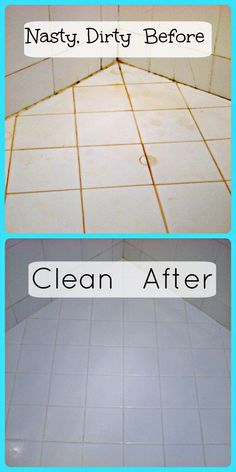 Dirty Shower Before And After Cleaning Raising 5 Girls 911MOM