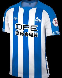 Huddersfield home kit 8e174005d85b6