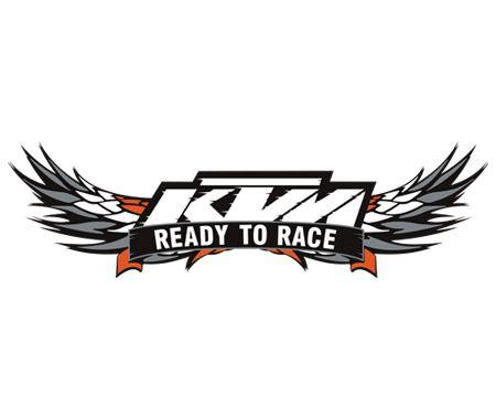 Logo Ktm Ready To Race Download Vector Dan Gambar Ktm Logos Racing