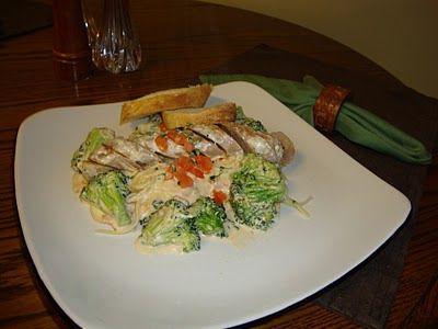 Sausage & Broccoli Linguine {Recipe}
