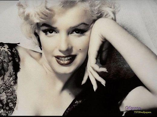 Marilyn Monroe's celebrity fans_XINHUANET