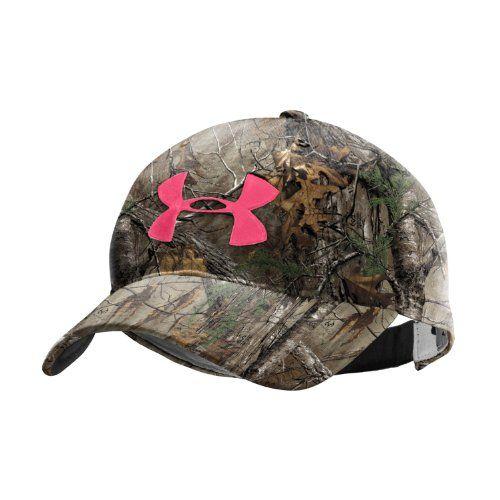 Women s UA Camo Logo Adjustable Hat Headwear « Impulse Clothes ... 7eb019752