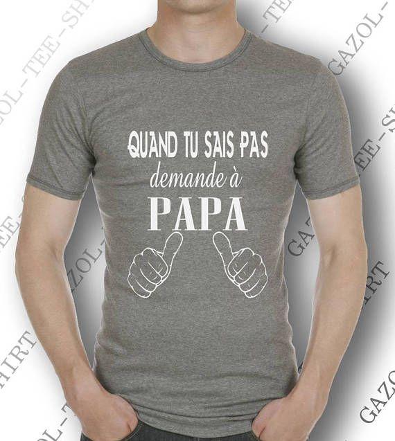 10 Things Hommes Drôles Voiture T Shirt-Cadeau Pour Lui fête des pères papa Classique Voiture Noir