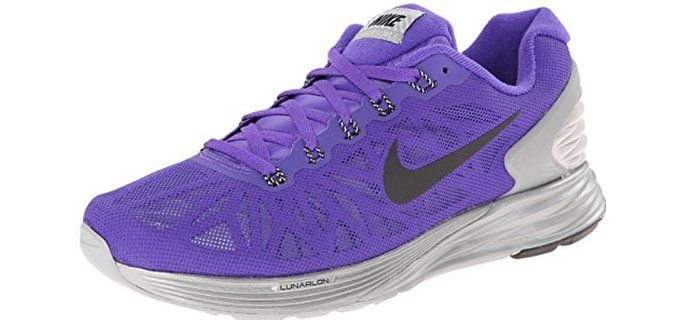 outlet store b53f6 90395 Nike Women s Lunarglide 6 Flash running shoes for over pronators