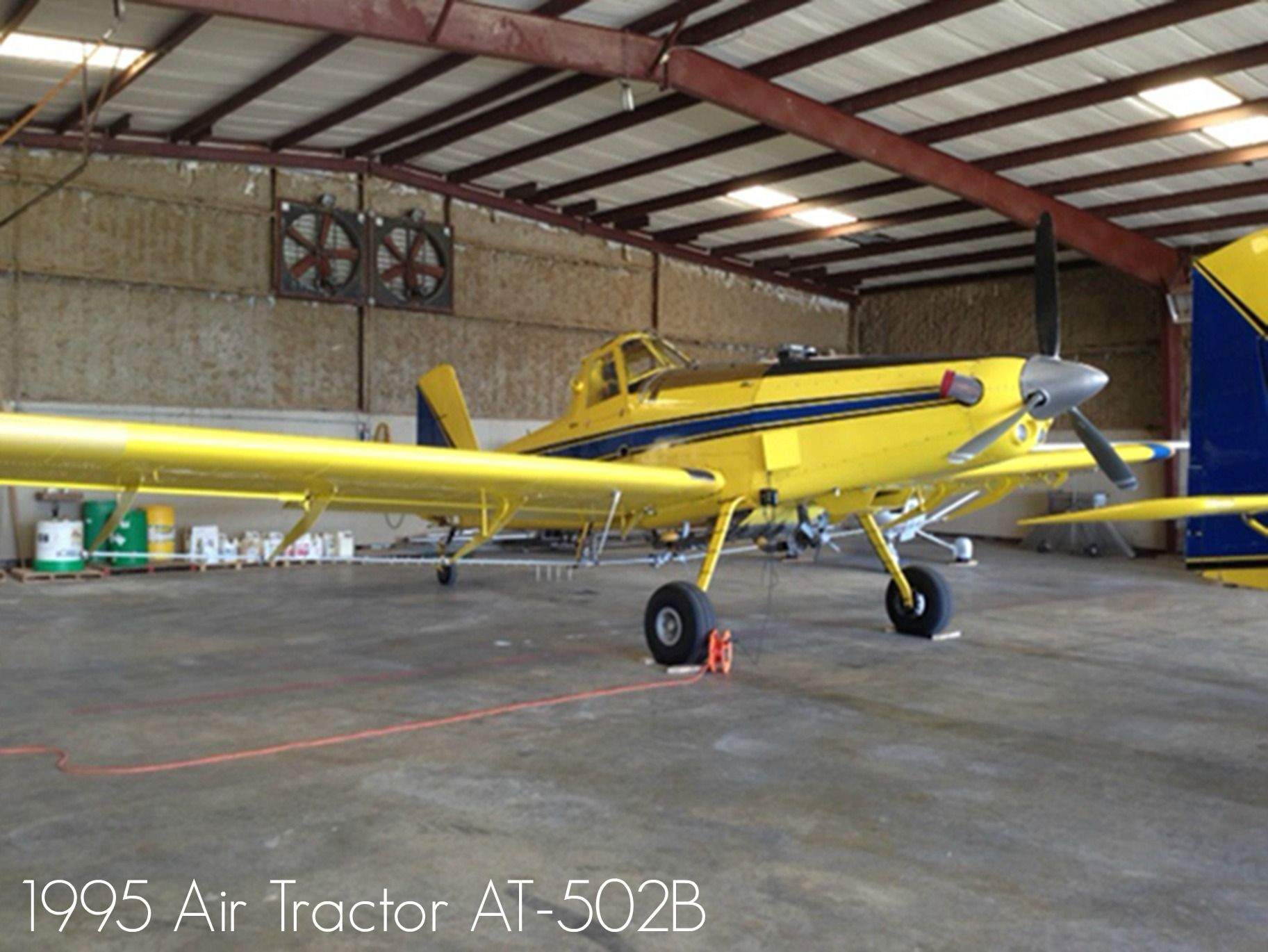 1995 Air Tractor AT-502B available at www.trade-a-plane.com